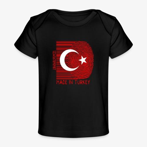 Made in Turkey - Baby Bio-T-Shirt