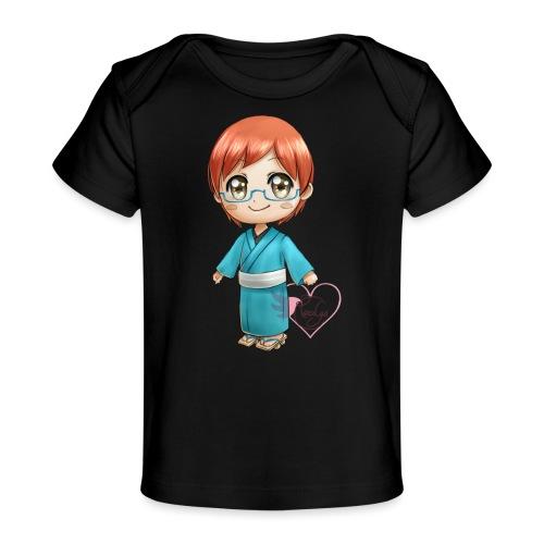 Morgan crossing - T-shirt bio Bébé