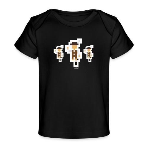 Schuahplattler - Baby Bio-T-Shirt