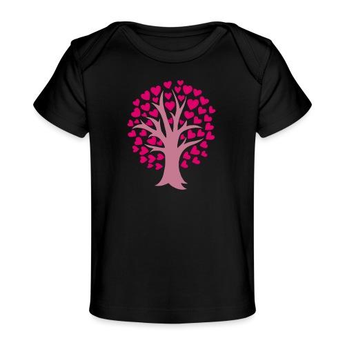 Love Grows - Vauvojen luomu-t-paita