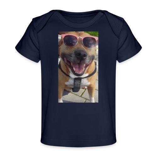 Cool Dog Foxy - Baby bio-T-shirt