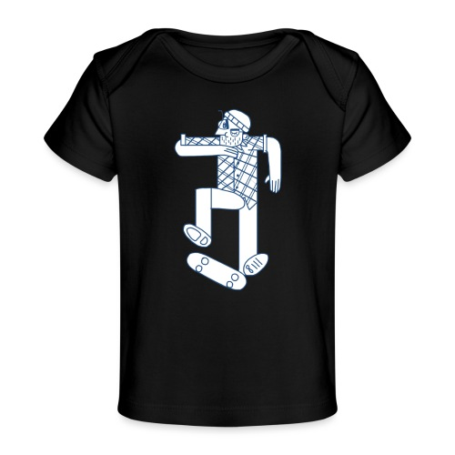 skater - T-shirt bio Bébé