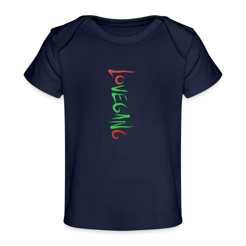 Lovegang - Vauvojen luomu-t-paita