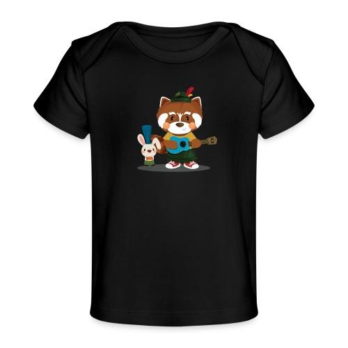 1 - T-shirt bio Bébé