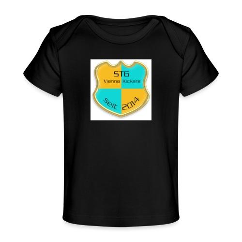 STG Vienna Kickers Logo - Baby Bio-T-Shirt