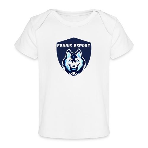 Fenris Esport - Økologisk T-shirt til baby