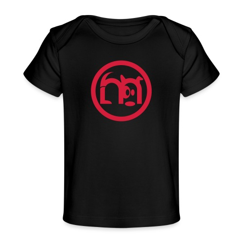 LOGO rond seul - T-shirt bio Bébé
