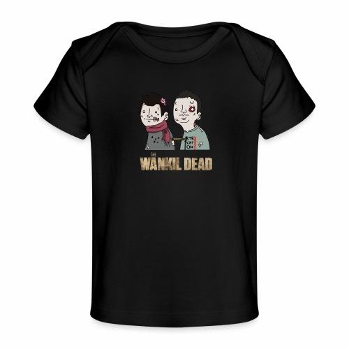 The Wankil Dead - T-shirt bio Bébé
