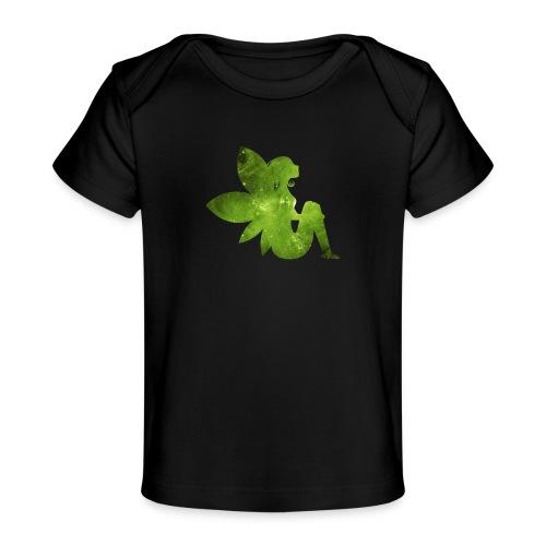 Green fairy - Økologisk baby-T-skjorte