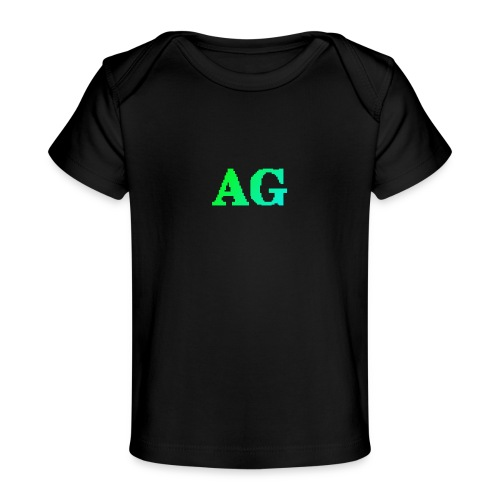 ATG Games logo - Vauvojen luomu-t-paita
