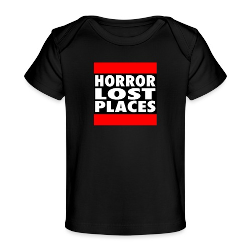 Horror Lost Places - Baby Bio-T-Shirt