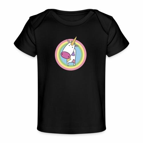 MilkCorn - T-shirt bio Bébé