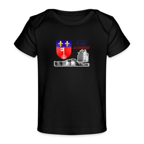 49 Angers - T-shirt bio Bébé
