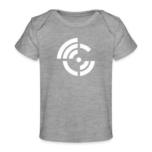 electroradio.fm logo - Organic Baby T-Shirt