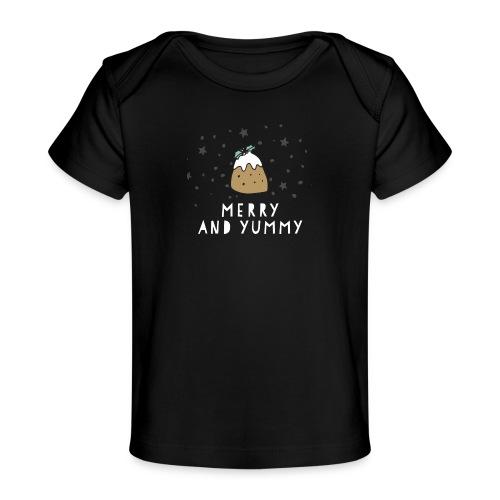 Merry and Yummy - Baby Bio-T-Shirt