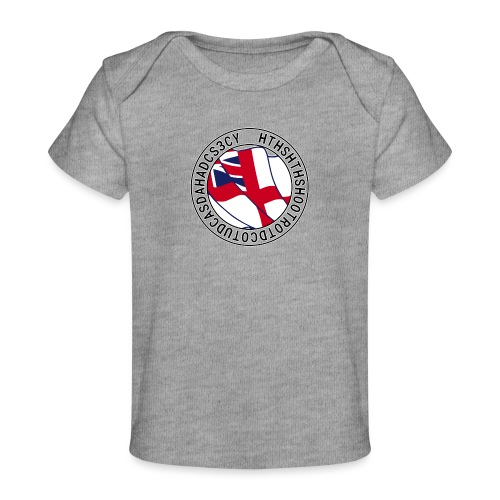Hands to Harbour Stations (DC) - Organic Baby T-Shirt