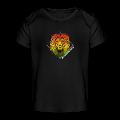 LION HEAD - UNDERGROUNDSOUNDSYSTEM - Baby Bio-T-Shirt