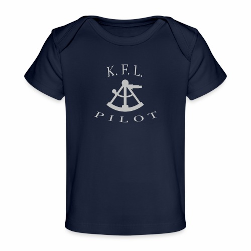 Sextant - Økologisk T-shirt til baby