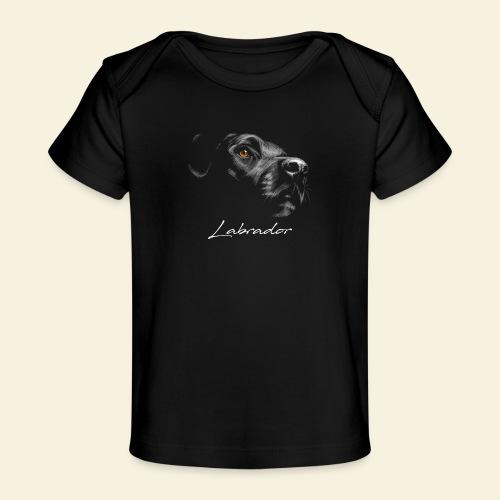 Labrador - Baby Bio-T-Shirt
