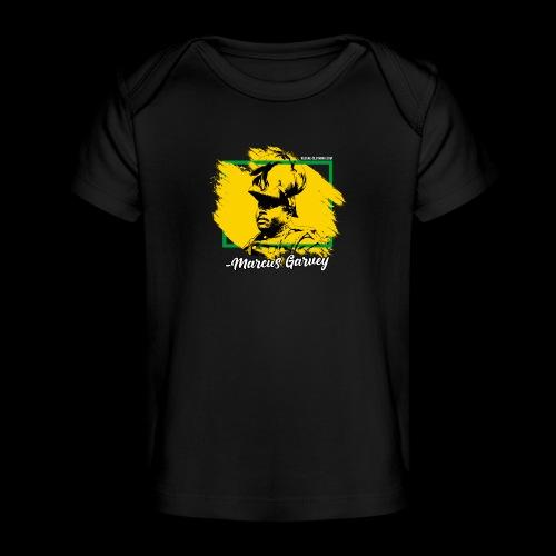 MARCUS GARVEY by Reggae-Clothing.com - Baby Bio-T-Shirt
