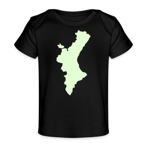 València - Camiseta orgánica para bebé