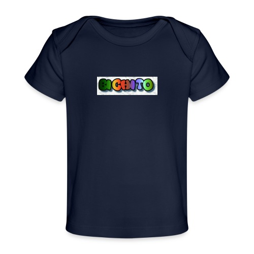 cooltext206752207876282 - Camiseta orgánica para bebé
