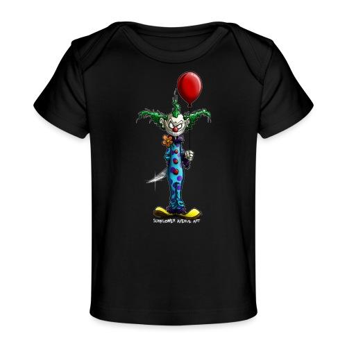 klaun tee - Ekologisk T-shirt baby