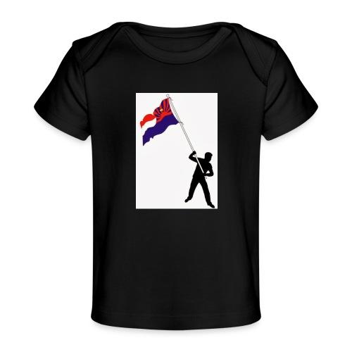 we need free dom - Organic Baby T-Shirt