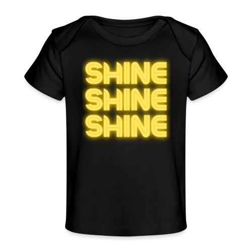 shine - Økologisk T-shirt til baby
