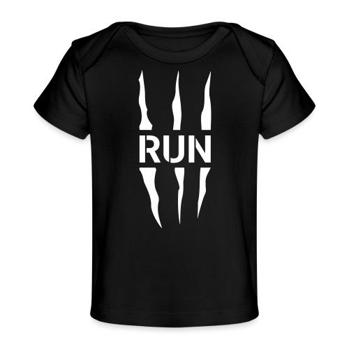 Run Scratch - T-shirt bio Bébé