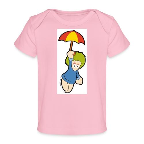 lemming parapluie - T-shirt bio Bébé