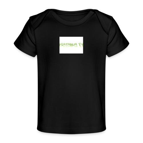 deathnumtv - Organic Baby T-Shirt