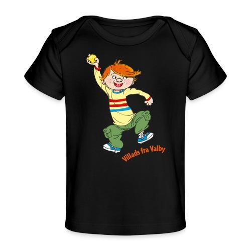 Villads fra Valby - Økologisk T-shirt til baby
