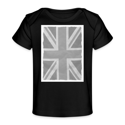 Grey Britainia - Organic Baby T-Shirt