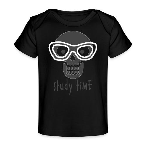 Skull - Vauvojen luomu-t-paita