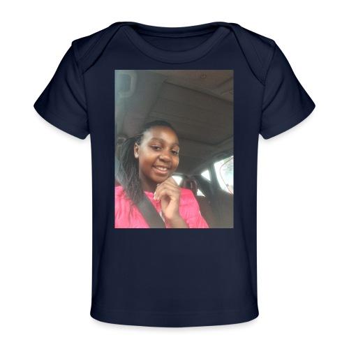 tee shirt personnalser par moi LeaFashonIndustri - T-shirt bio Bébé