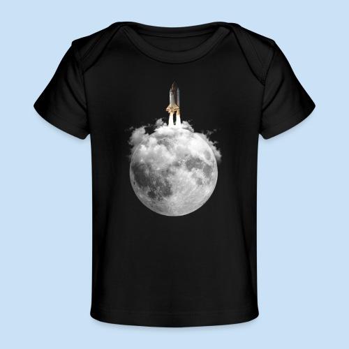 Mondrakete - Baby Bio-T-Shirt