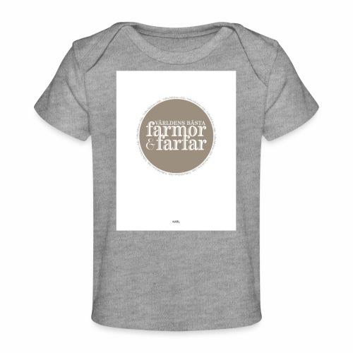 7597DD73 DF61 436F 9725 D1F86B5C2813 - Ekologisk T-shirt baby
