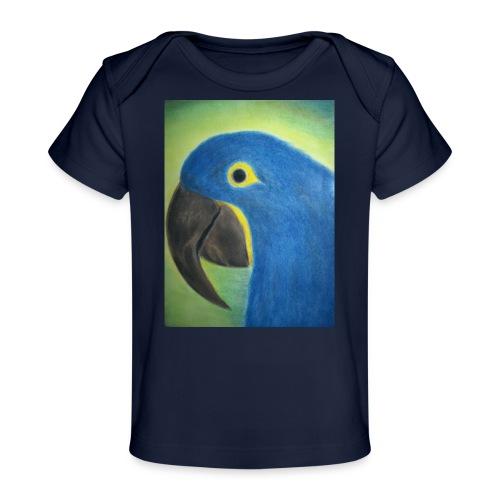 Hyasinttiara - Vauvojen luomu-t-paita