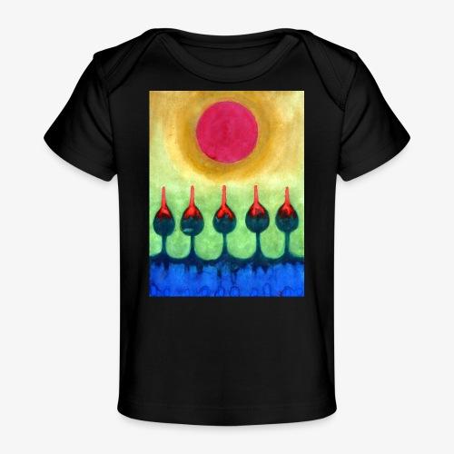 Zenit - Ekologiczna koszulka dla niemowląt