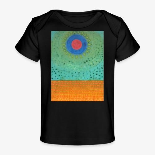 Noc Nad Pustynią - Ekologiczna koszulka dla niemowląt