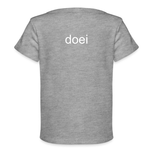 hoi doei - Baby bio-T-shirt