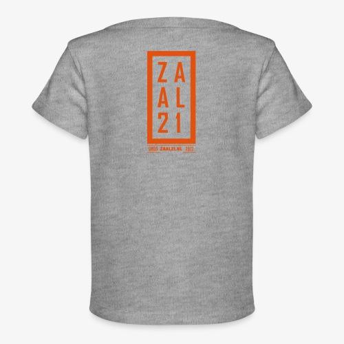 T-SHIRT-BLOK - Baby bio-T-shirt