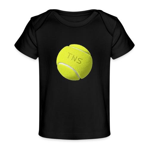 Tenis - Camiseta orgánica para bebé