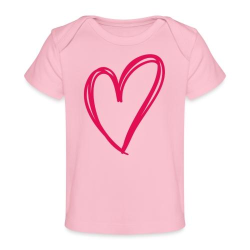 hartje03 - T-shirt bio Bébé