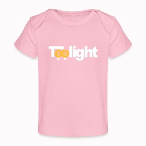 toolight on - Maglietta ecologica per neonato