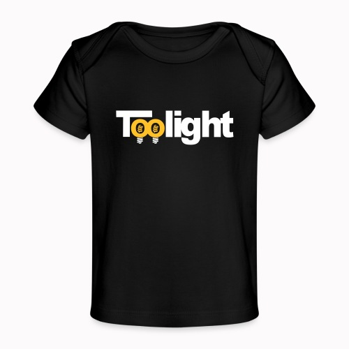 toolight on - Maglietta ecologica per neonato