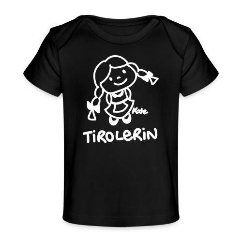Tirolerin (ms) - Baby Bio-T-Shirt