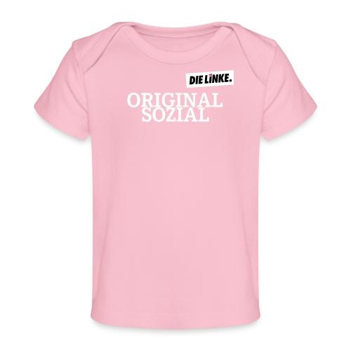 Schriftzug_original - Baby Bio-T-Shirt