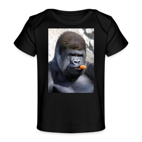 singe - T-shirt bio Bébé